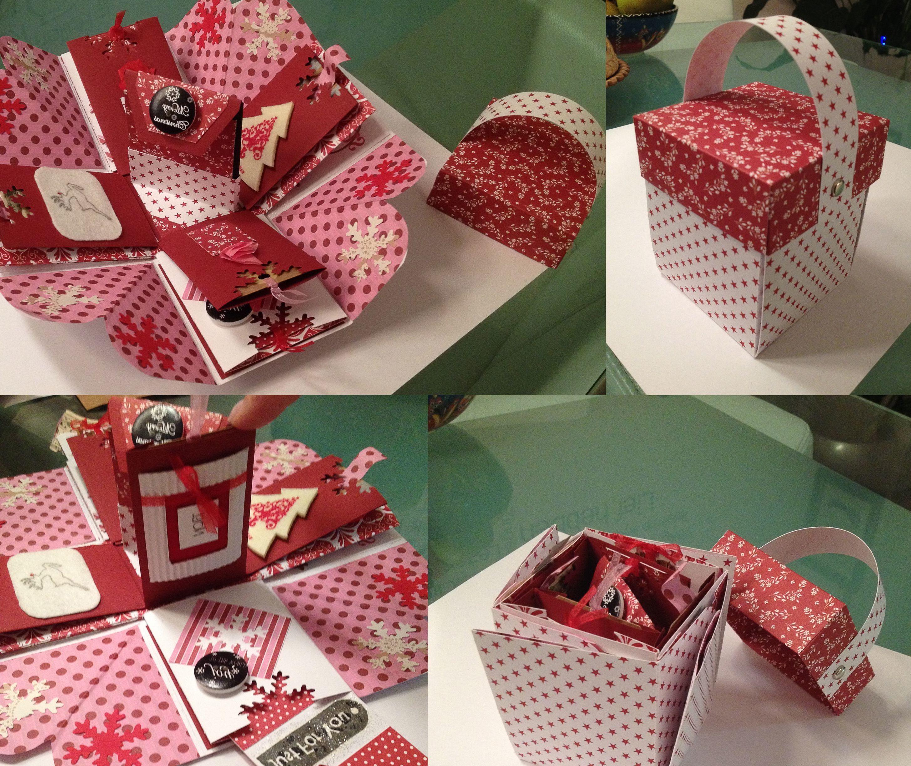 Mit Papier zu Weihnachten basteln