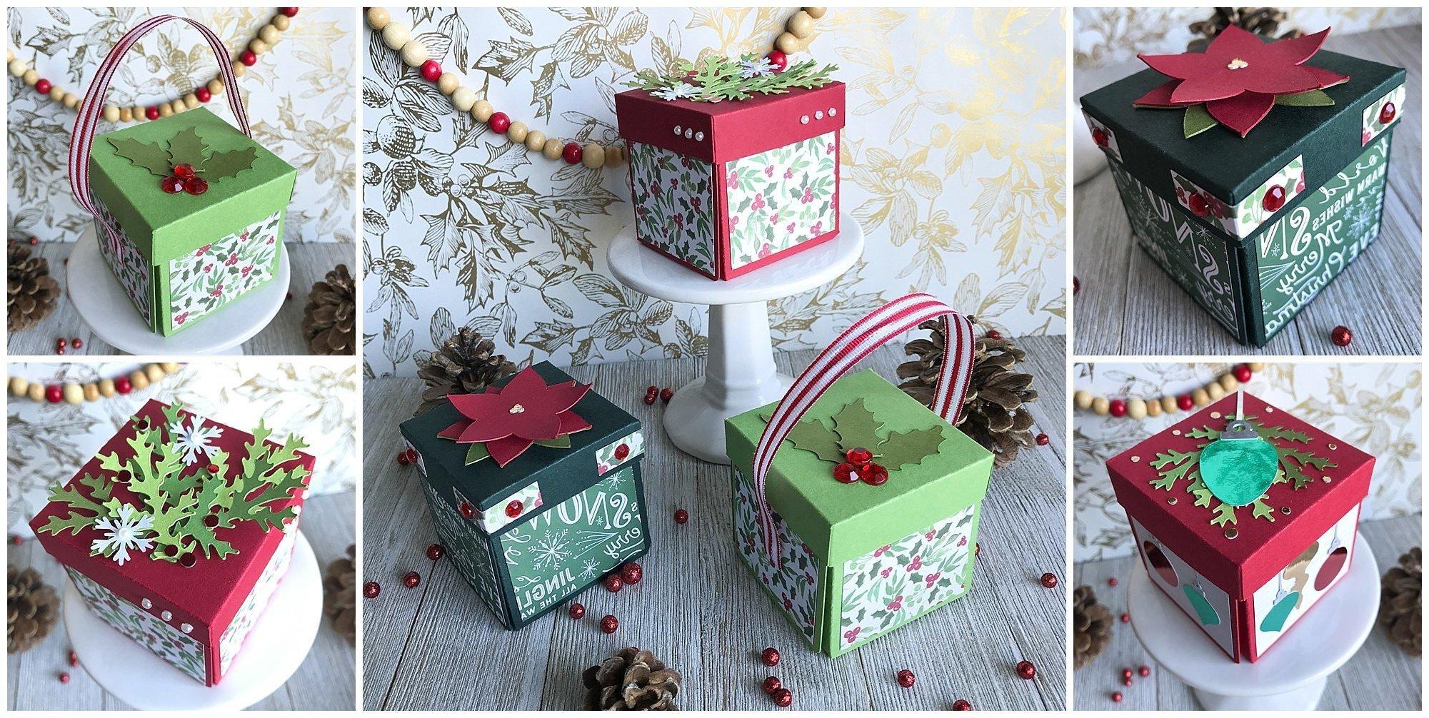 In unserem Beitrag finden Sie die schönsten Ideen für originelle Weihnachtsgeschenke selber Machen, nur lassen Sie sich davon inspirieren!