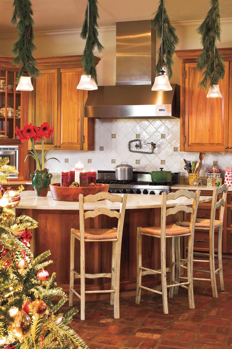 Pinterest Weihnachtsdeko für Küche - weihnachtliche Dekoration selber machen