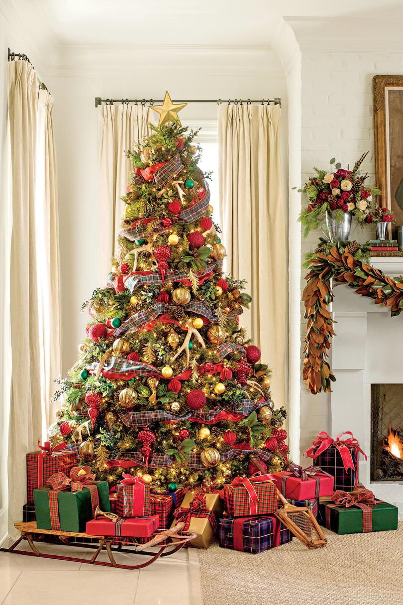 Weihnachtsbaum Dekoration - 10 Pinterest Weihnachtsdeko