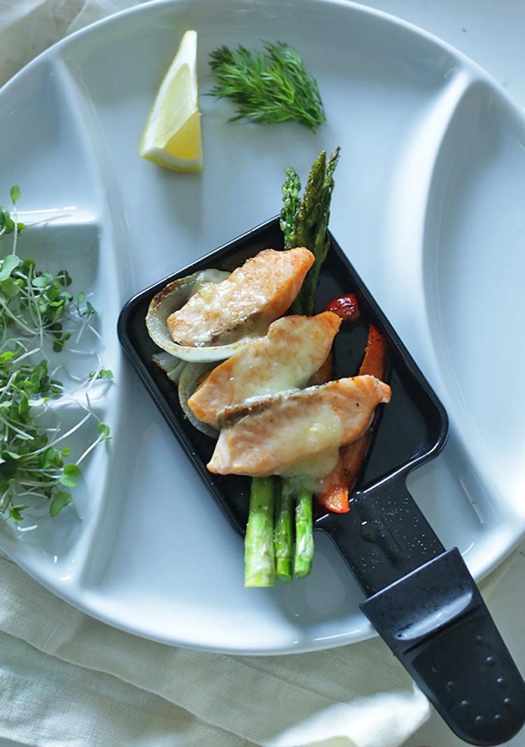 Raclette Ideen für Raclette für 8 Personen