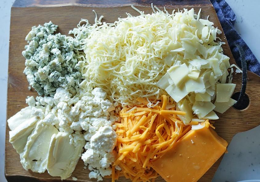 Raclette Ideen Zutaten - Welche Käse Arten sind die beste für Raclette