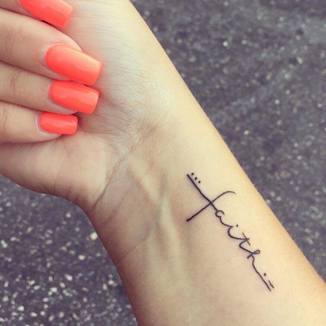 Tattoo Glaube - Liebe Tattoos Ideen
