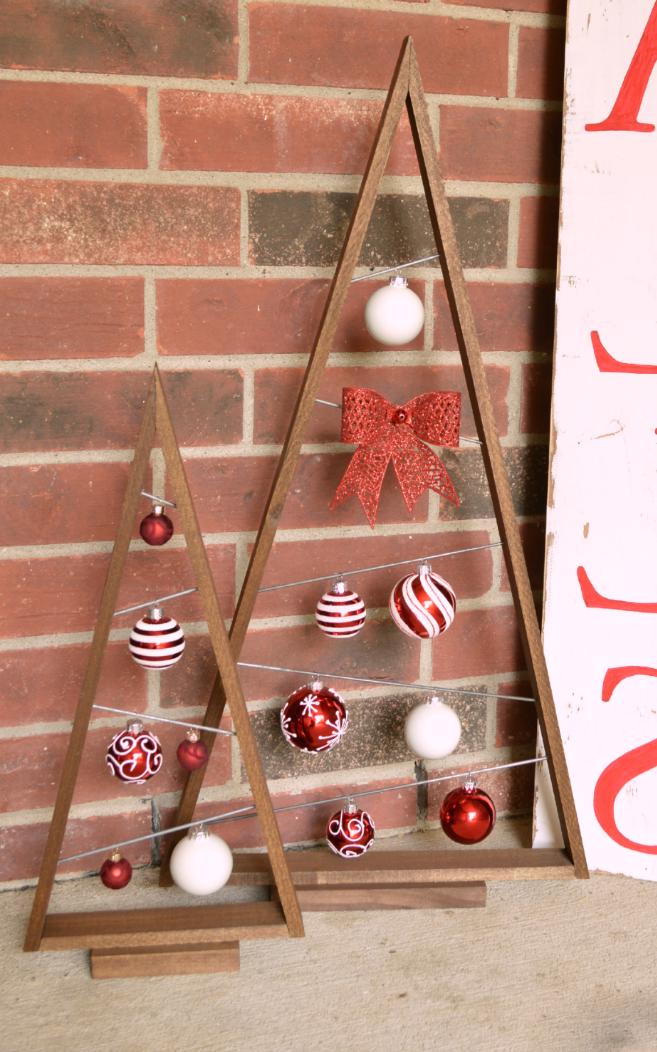 Finden Sie hier viele Ideen, damit Sie für Weihnachten das Zimmer dekorieren