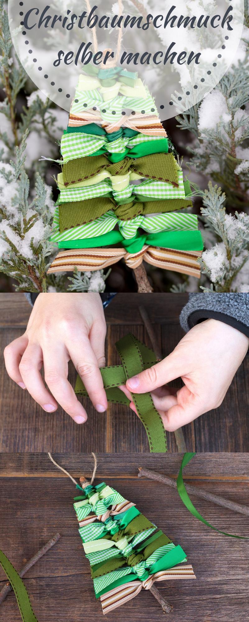 DIY Ideen für Winterdeko selber machen