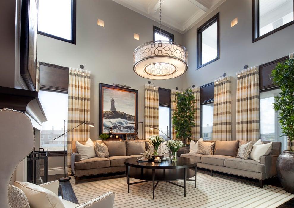 Welche Wohnzimmer Wandfarbe ist zu bevorzugende Alternative: Grau oder Weiß