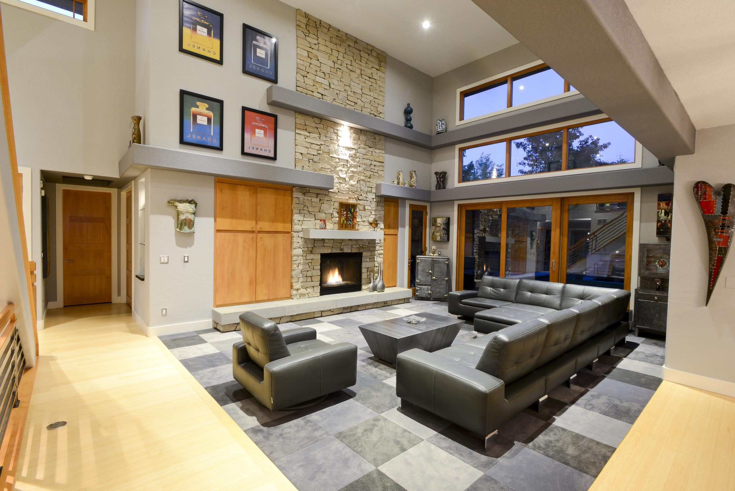 Mein Zuhause in Landhausstil: Darf das Wohnzimmer Grau sein?