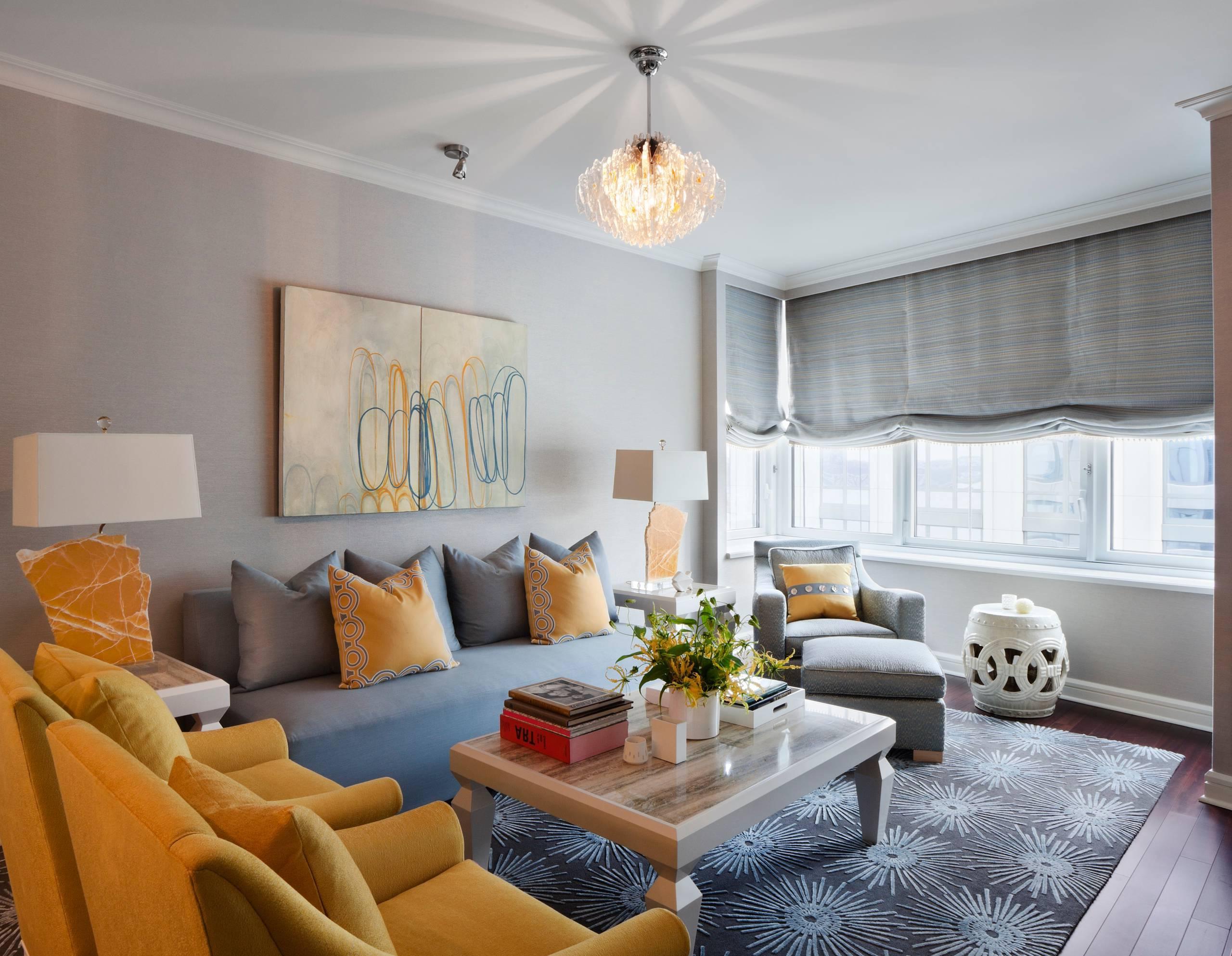 Wohnzimmer Grau malen: Für oder Gegen?