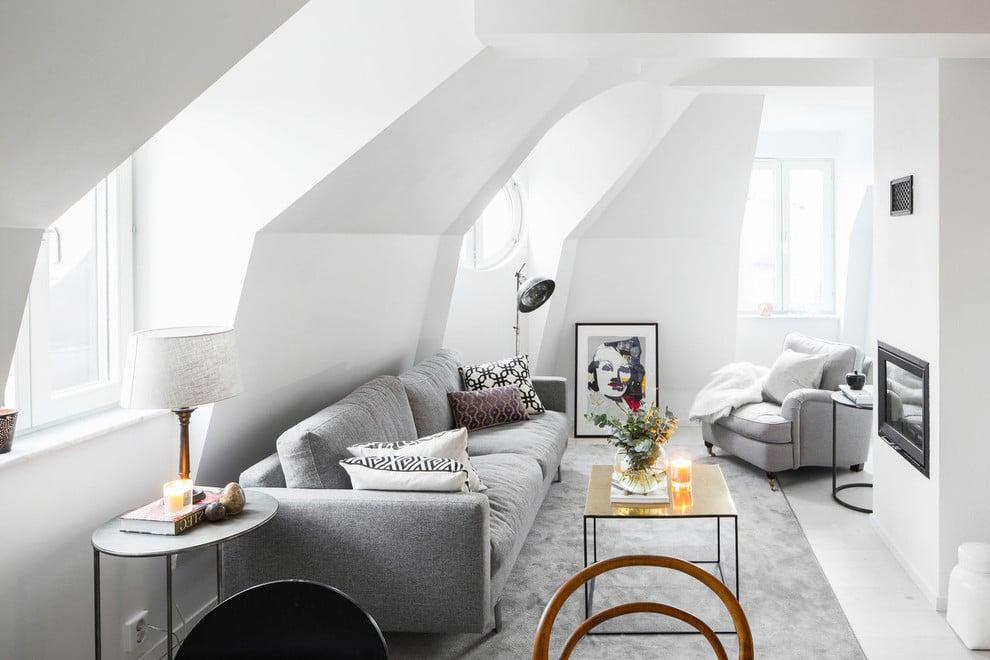 Welche Grautöne zu welchen Elementen im Wohnzimmer passen?