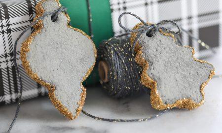 Beton Deko Weihnachten Anleitung