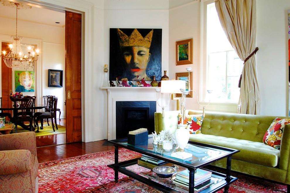 Wie man eine eigene Galerie mit Kunstwerken zuhause erstellen kann?