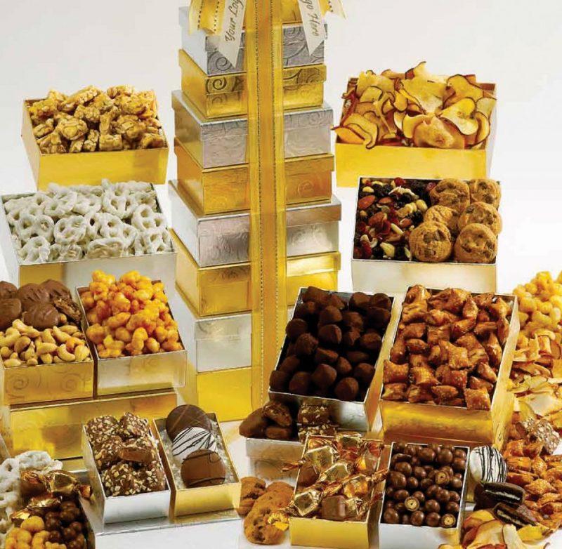 Adventskalender für Erwachsene Snacks Gourmet Küche