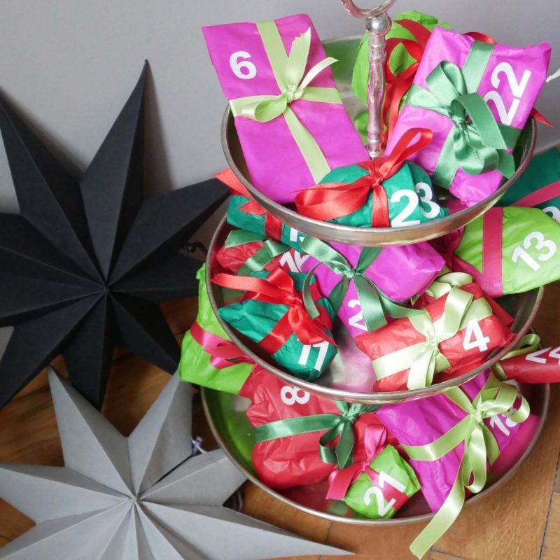 Adventskalender für Erwachsene kleine Geschenke