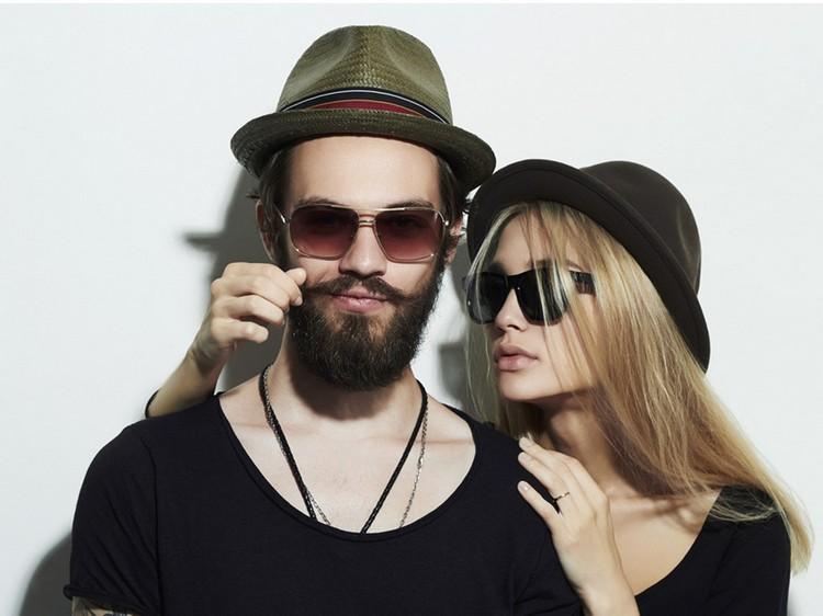 Hipster Frisur Vorschläge für Damen und Herren