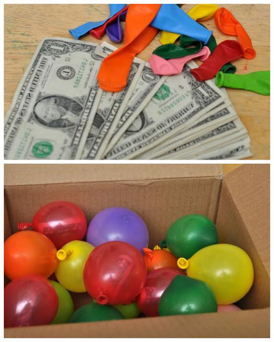 Geldgeschenke zu Weihnachten kann auch eine super und auch lustige Überraschung sein.