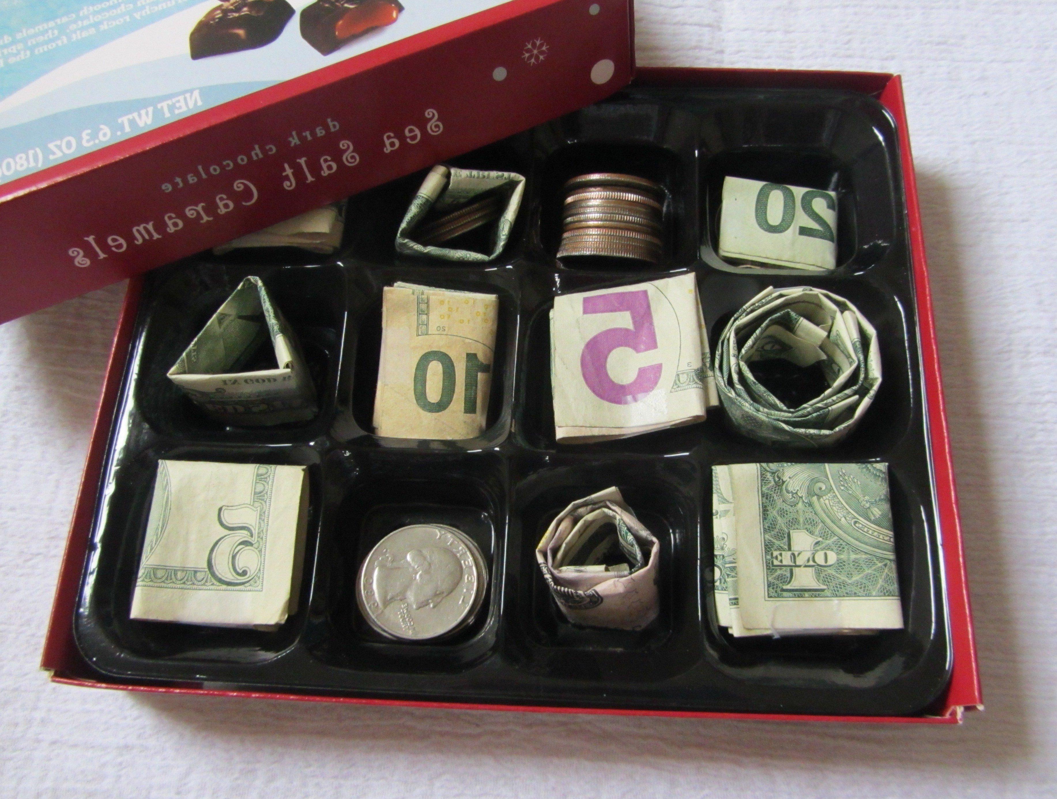25+ Ideen für Geld falten Weihnachten