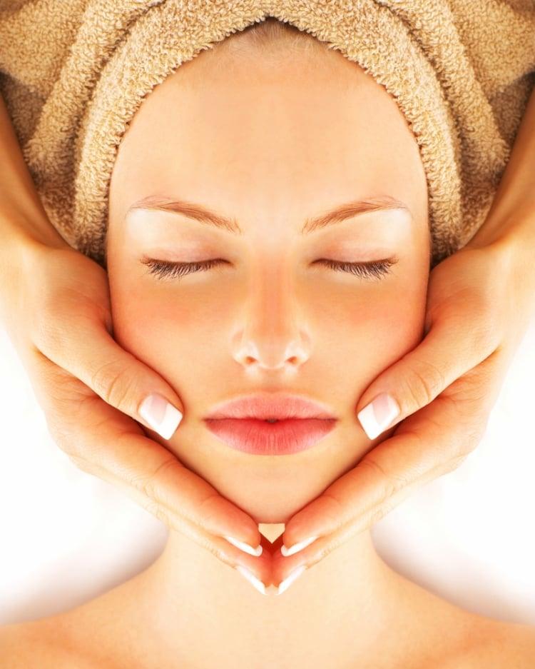 Maske gegen Mitesser Rezepte für reine Haut