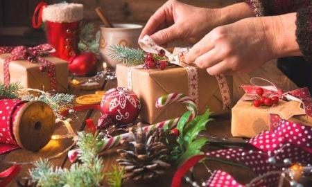 Weihnachtsgeschenke basteln für Erwachsene tolle Last Minute Ideen