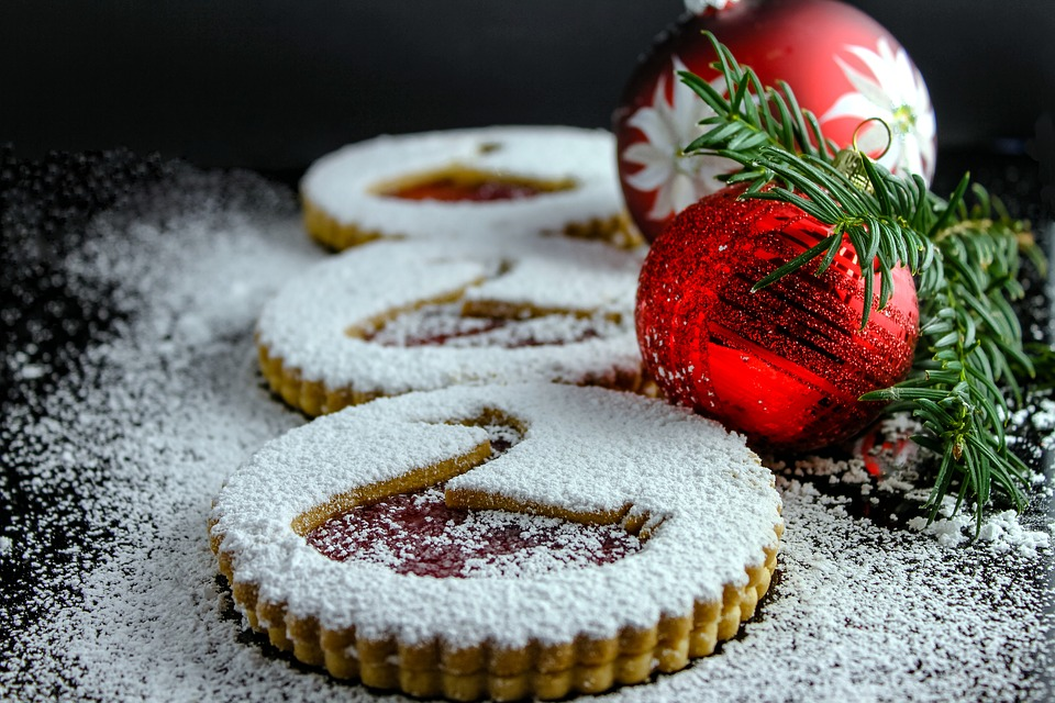 Plätzchen und Weihnachtsbäckerei: Eine Liebesgeschichte