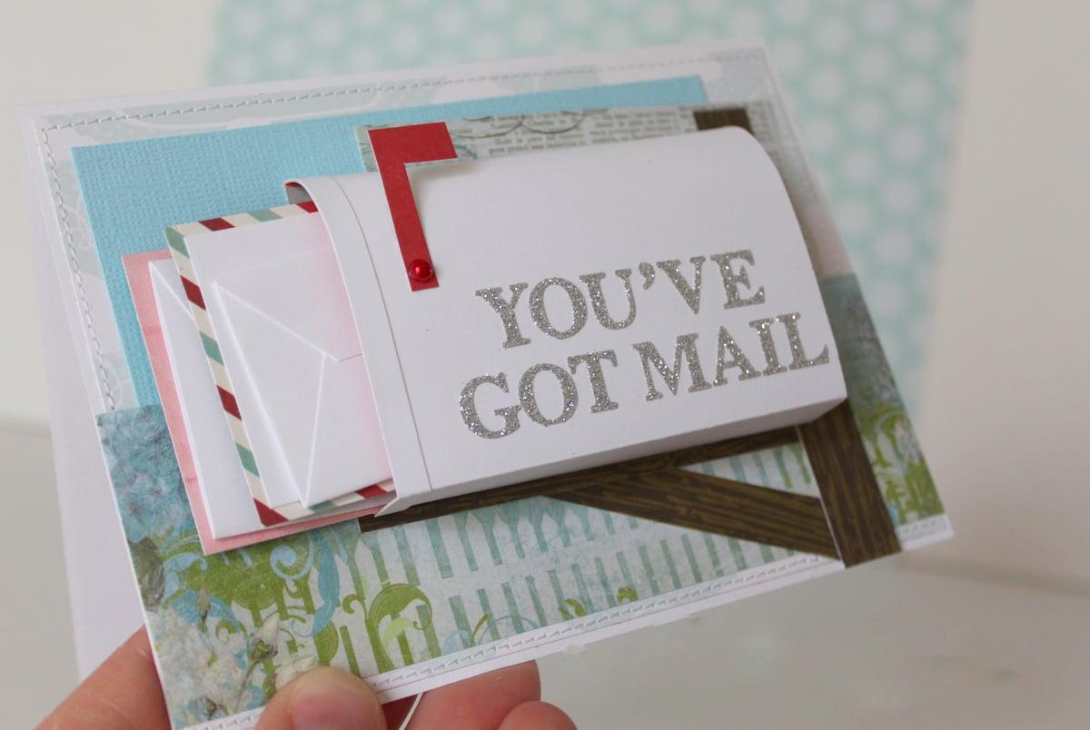 Karten selber machen ist das beste persönliche Geschenk für Ihre Lieblinge.