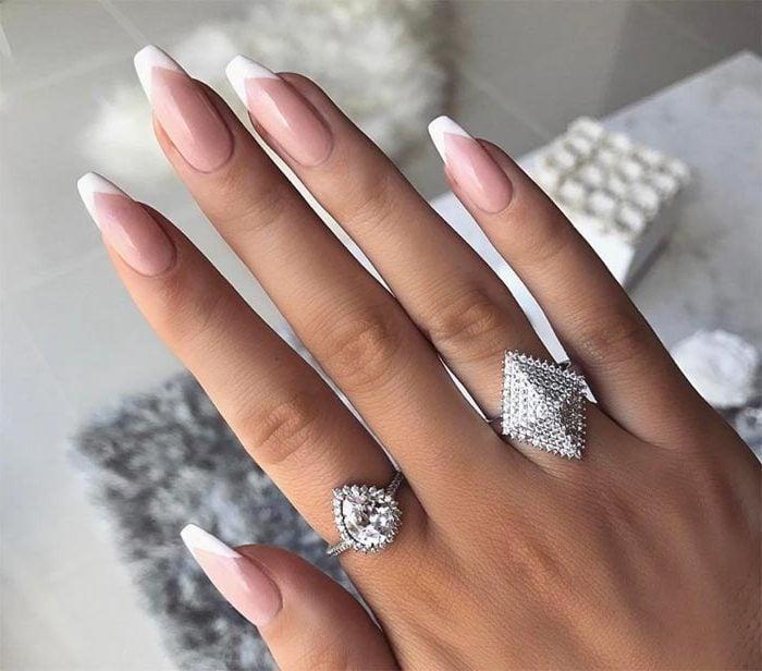 Ballerina Nägel oder Nägel spitz? Welches Trend haben Sie gewählt?