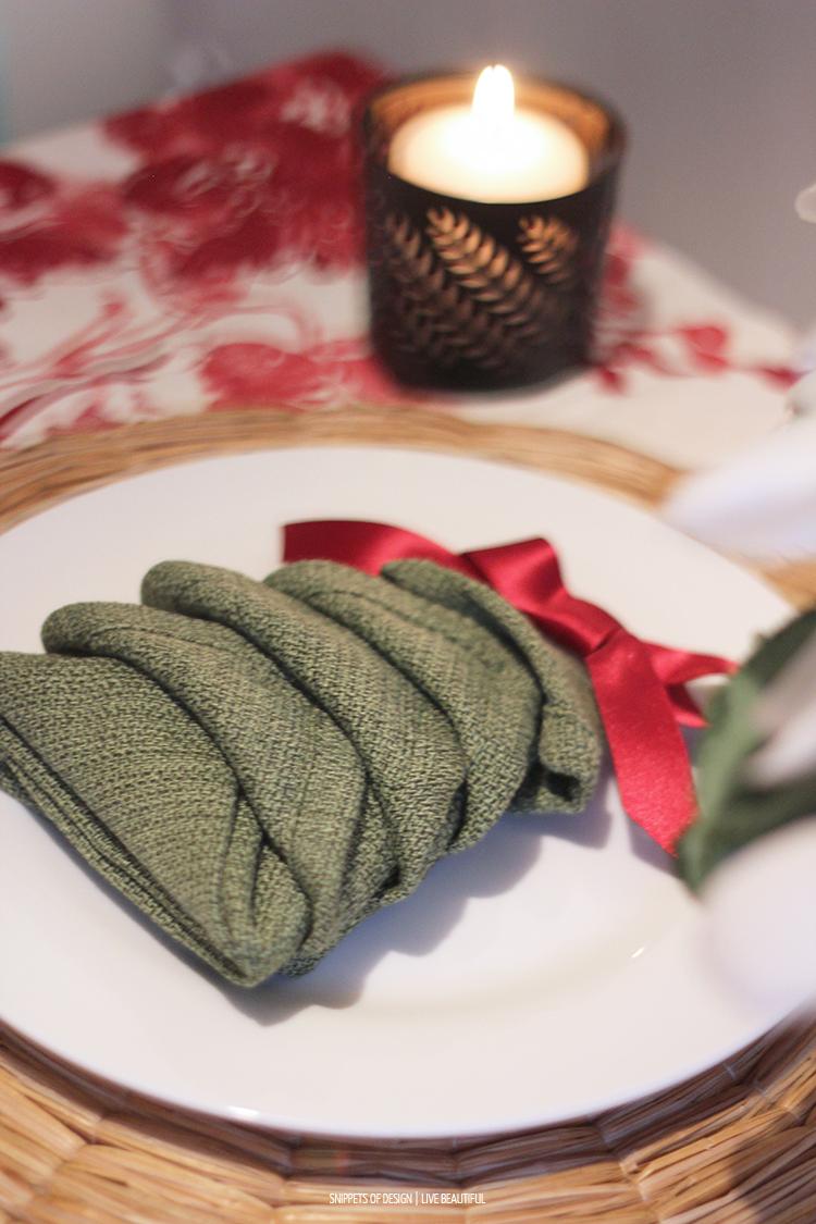 Servietten Falten Weihnachten Servietten Falten Tannenbaum