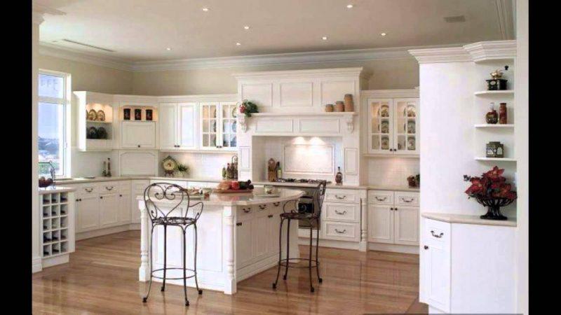 Küche shabby schmeckt nach Nostalgie und Komfort