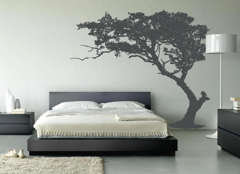 Dekorative Tapete für Ihre Wanddeko Schlafzimmer