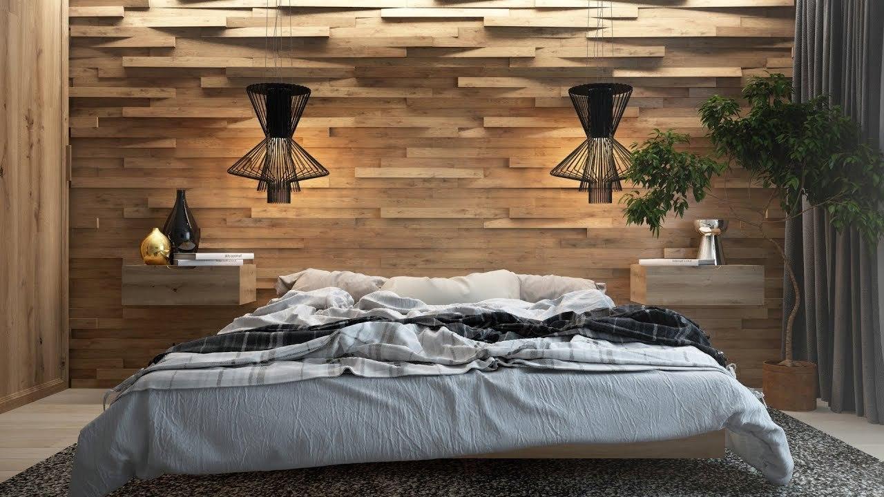 Holzpaneelen eine super-moderne und tapfere Entscheidung