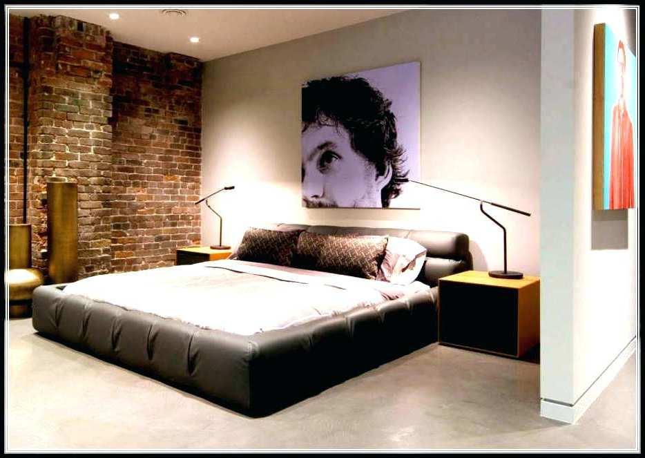 Ziegel, Bilder und mehr Ideen für die Wanddeko Schlafzimmer