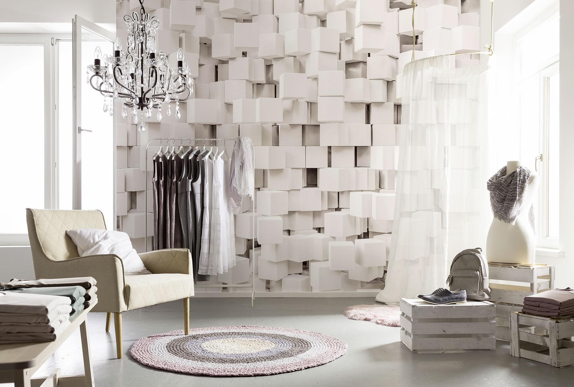 Wandtattoos in Wohnzimmer und Küche – zeitgemäß, stylisch und dekorativ