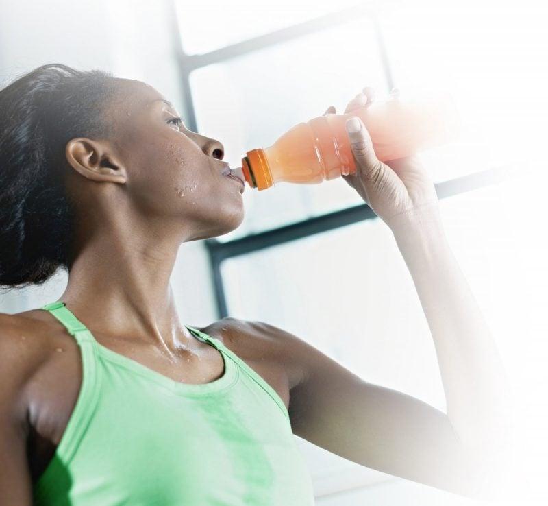 Erfrischungsgetränk nach Sport Rezeptideen