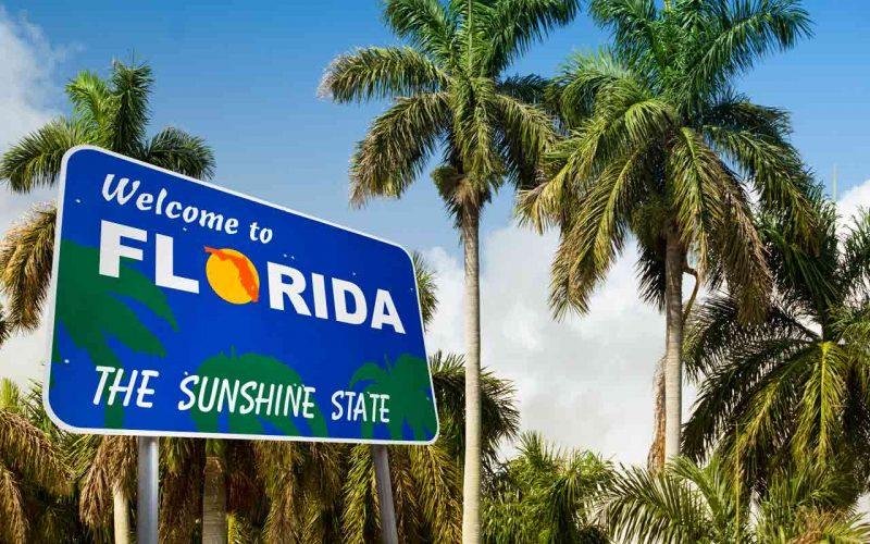 USA Rundreise Staaten Florida