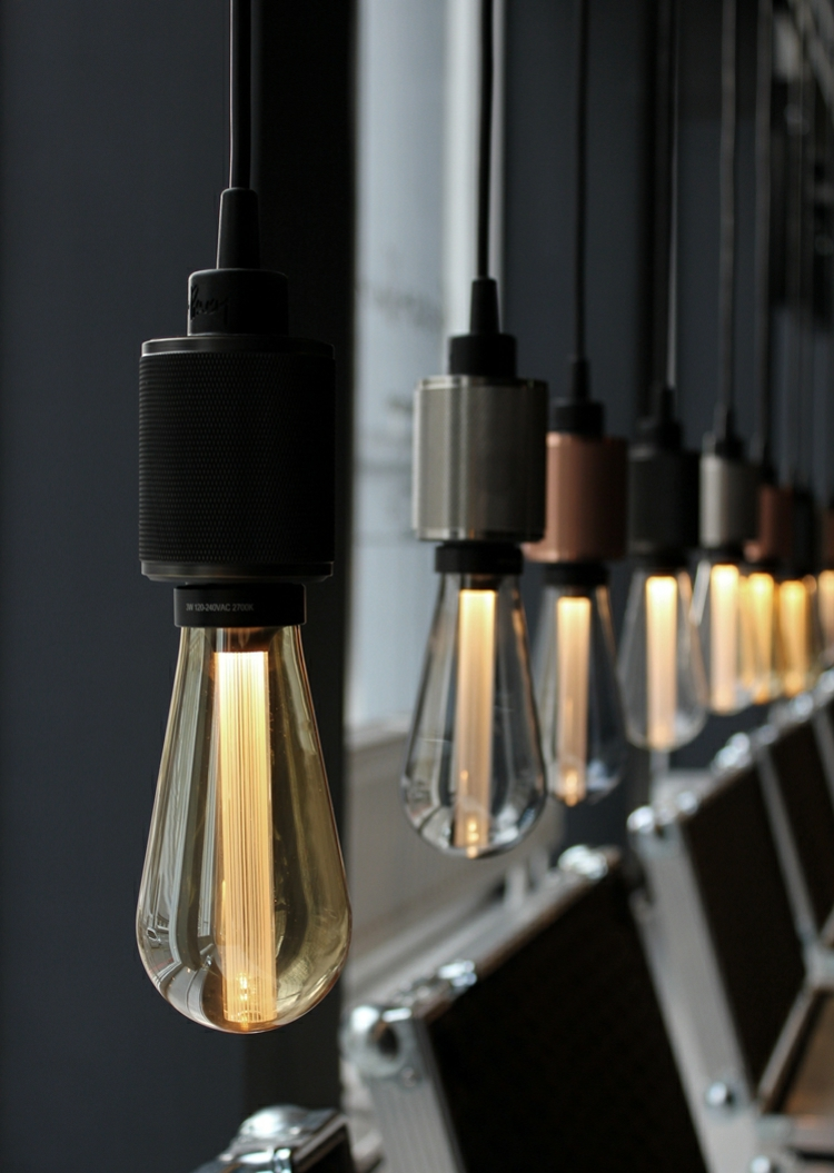 Lampe Glühbirne DEsigner Modellen LED