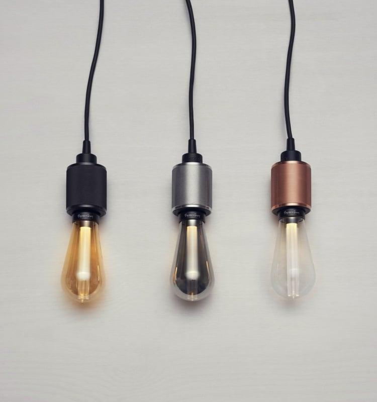 Lampe Glühbirne LED sehr modern verschiedene Fasungen