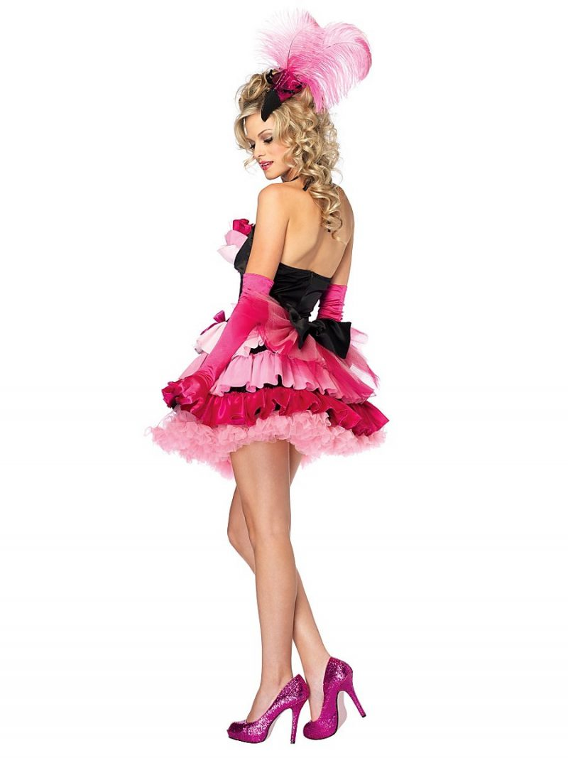 Flamingo Kostüm für Damen sexy