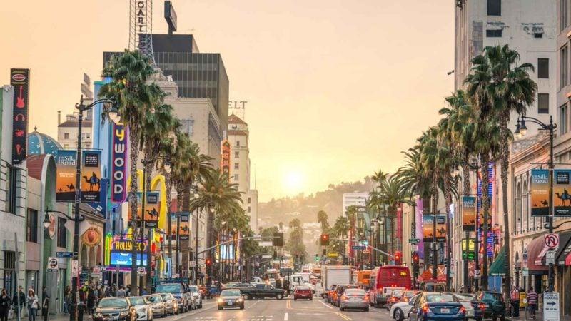 USA Rundreise Los Angeles