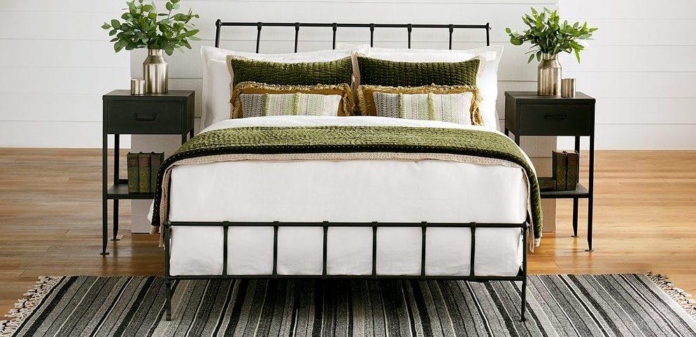 Metallbetten: die stilvolle Entscheidung für Ihre Schlafzimm