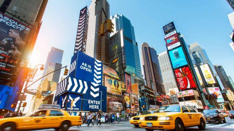 USA Rundreise New York Zentrum