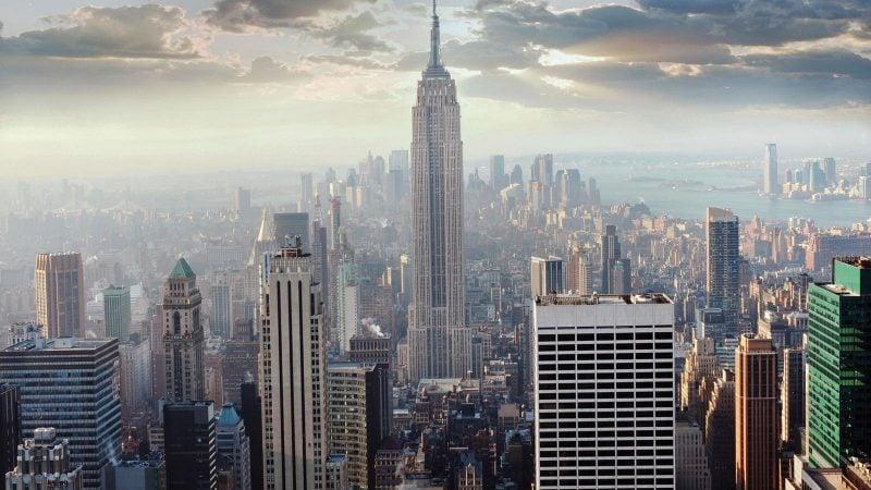 USA Rundreise Empire State Building