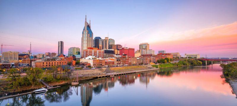 USA Rundreise Nashville