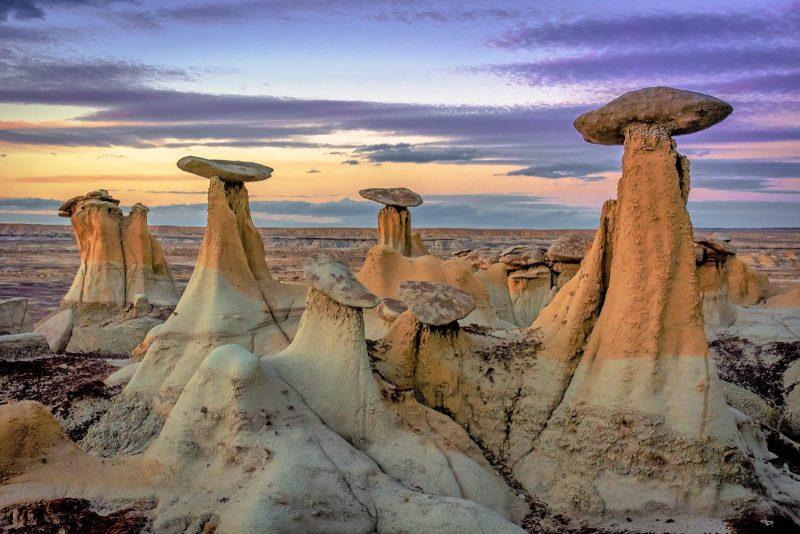 USA Rundreise New Mexico Naturphänomene