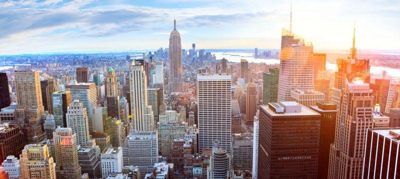 USA Rundreise New York Wolkenkratzer