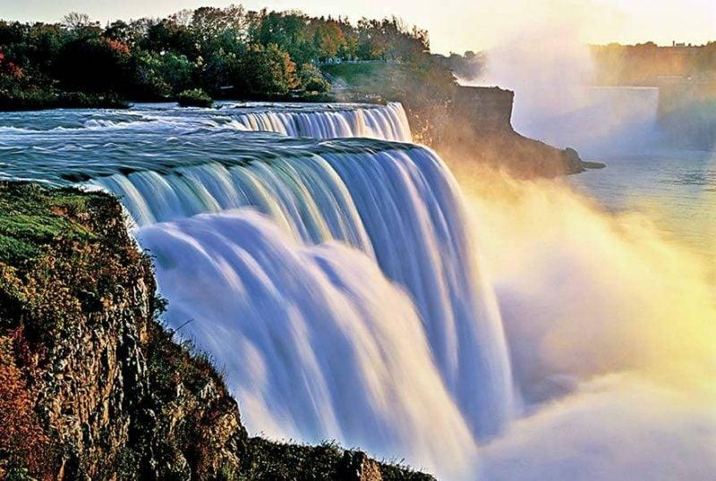 USA Rundreise die berühmte Niagara Fälle