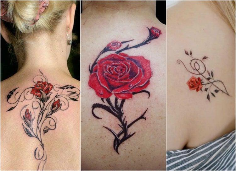 Tattoo Ranke Designideen Damen