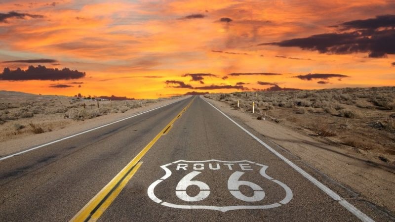 USA Rundreise Route 66