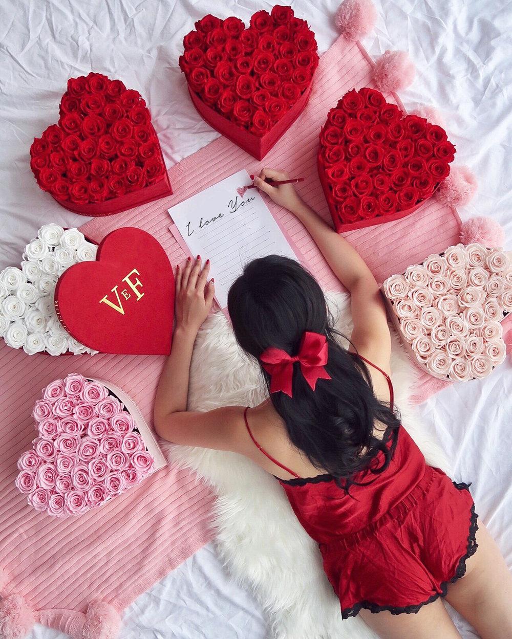 Rosen für deine Verliebte? Die perfekten Geschenke zum Valentinstag