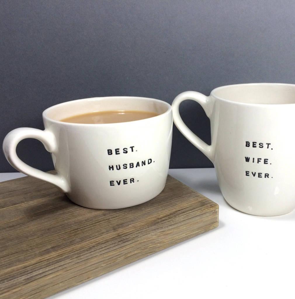 Etwas Kreatives zum Valentinstag: personalisierte Tassen