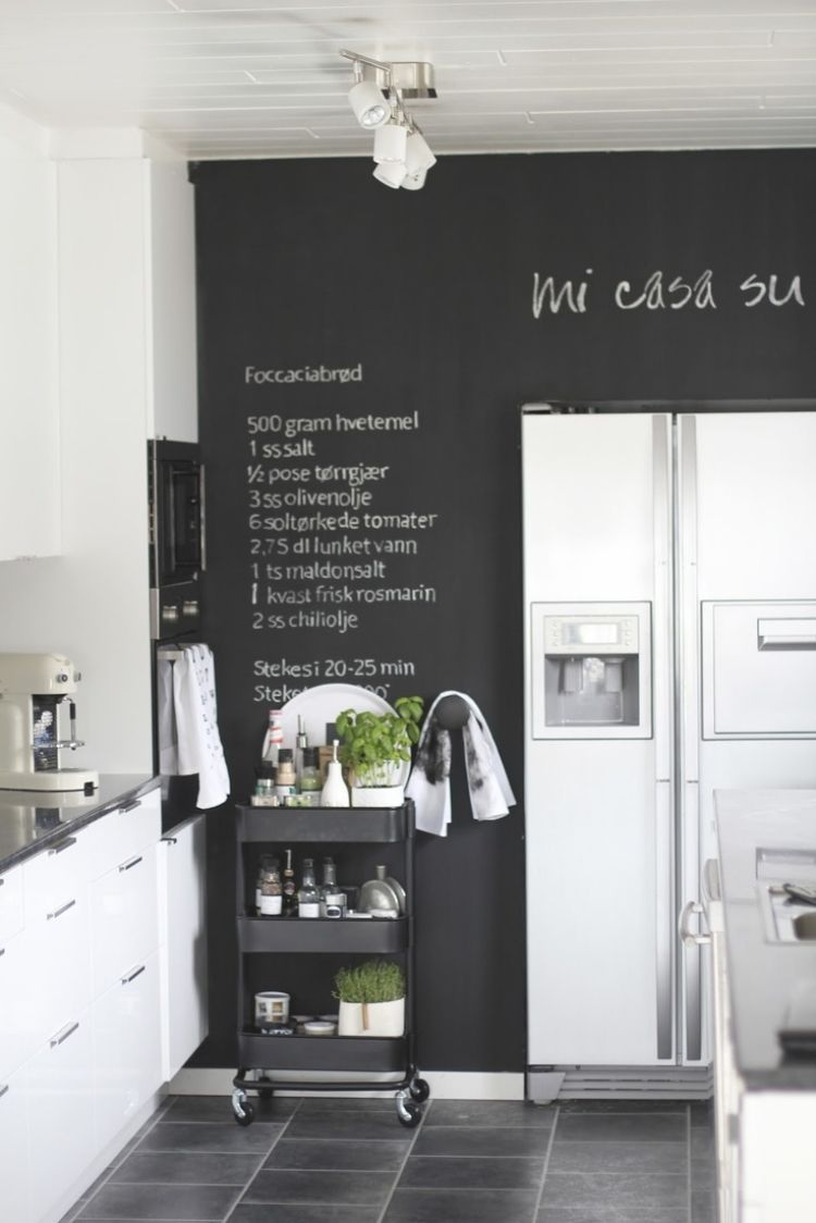 Küche Wandfarbe Anthrazit Rezept