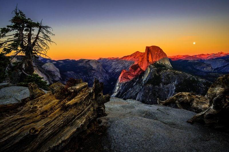 USA Rundreise Nationalpark Yosemite